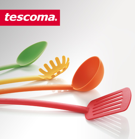 TESCOMA kitchen utensils SPACE TONE