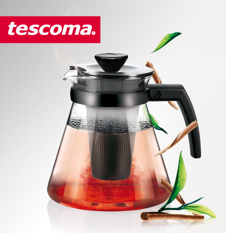 TESCOMA tea/coffee maker TEO